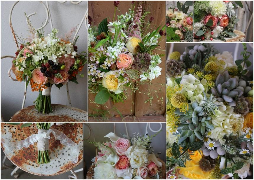 Bouquets de mariée1