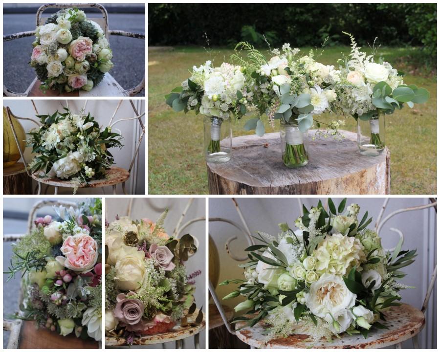 Bouquets de mariée2