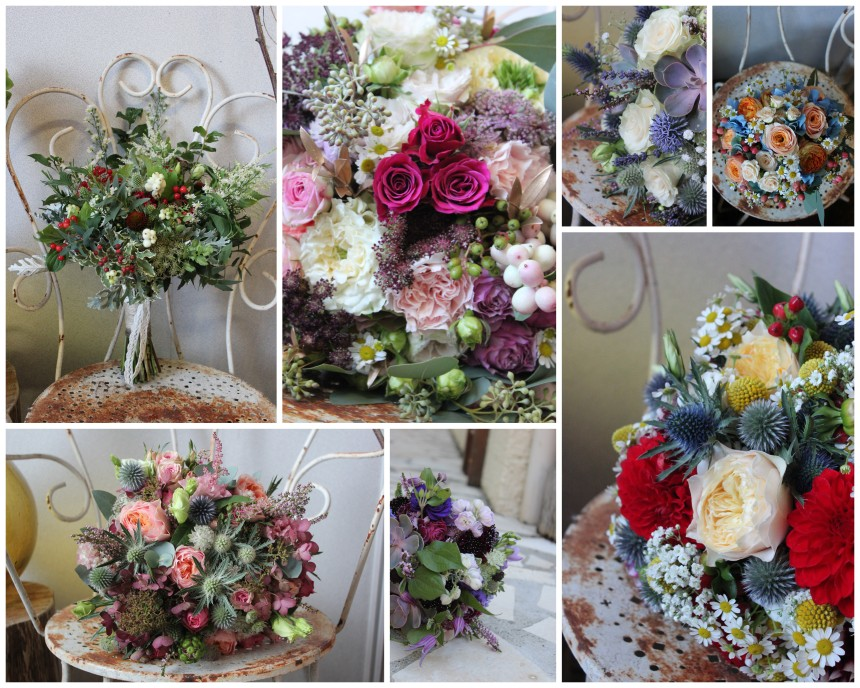 Bouquets de mariée3
