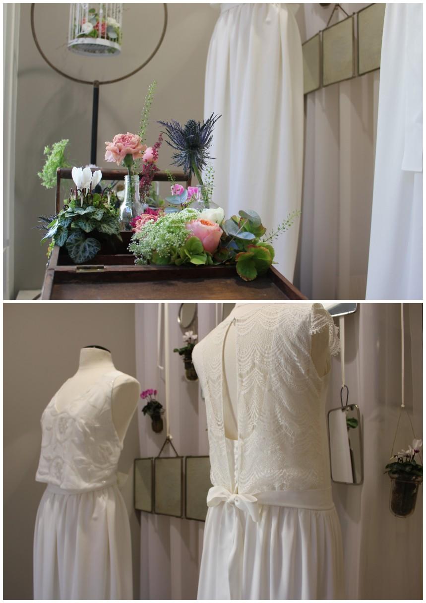 Vitrine Ma robe Blog