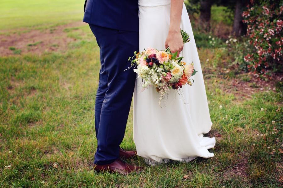 Alexia & Cédric - Mariage 9 Août 2014