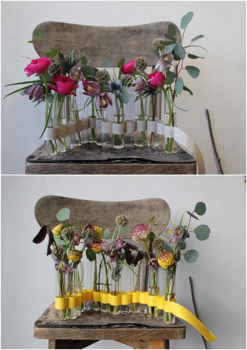 Joli DIY vase